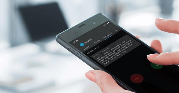 BOD Mobile Phone Vote 3 Norway